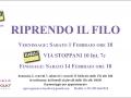 AV#1 - Riprendo il filo - 1-14 Febbraio 2014_Bozza 4