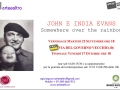 AV#3 - John e India Evans - Somewhere over the rainbow - 23 Settembre 17 Ottobre 2014