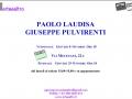 AV#5 - Paolo Laudisa Giuseppe Pulvirenti - 8-29 Ottobre 2015