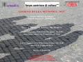 AA#2 - Sulle Tracce della Memoria - Forum Austriaco di Cultura Roma - 26 gennaio - 17 febbraio 2015