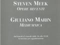 26- Marzia Gandini Giuliano Marin Steven Meek - Giu. Lug. 2005