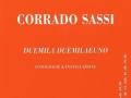 3. Corrado Sassi - Marzo Aprile 2001