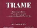 7. Trame - Dic. 2001 - Genn. 2002